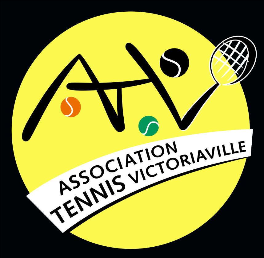 Logo Association Tennis Victoriavile